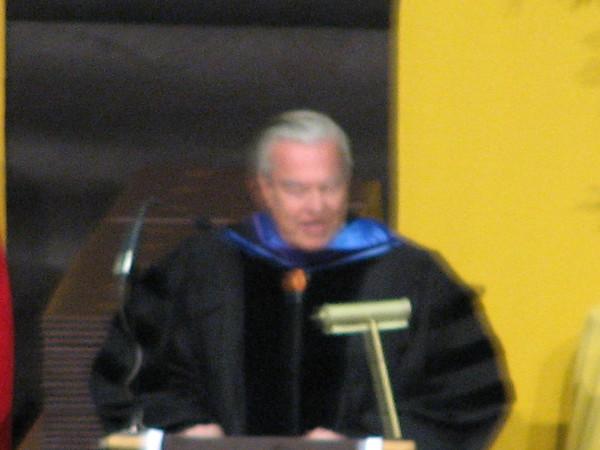 Graduation -- May 20, 2007