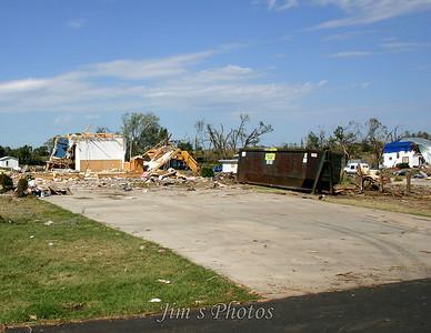 Stoughton Tornado - August 27, 2005
