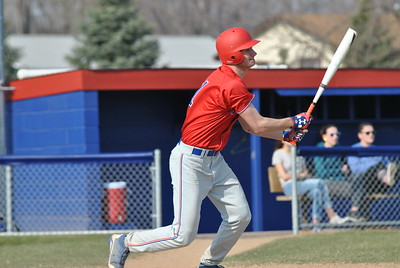 Falcon Baseball vs Spring Lake Park