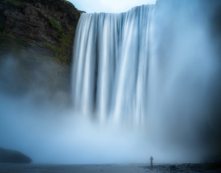 Skogarfoss Fall by Peter Cheung.jpg