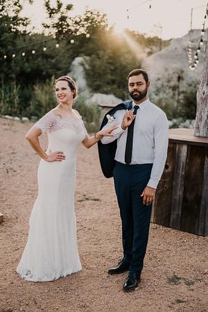 Allison & Brandon Wedding Day