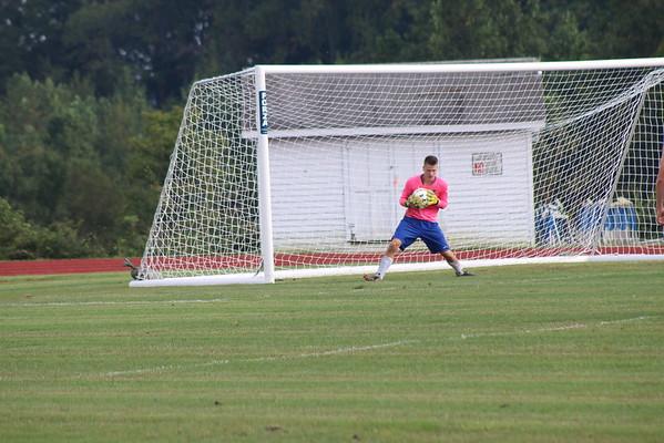 Prep Soccer vs. Benedictine College Prep - Sept 19