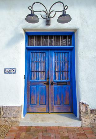 Las puertas de Tucson (The doors of Tucson)