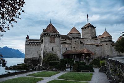 Zurich and Montreaux