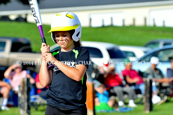 League 1 Softball Game  7-1-2014