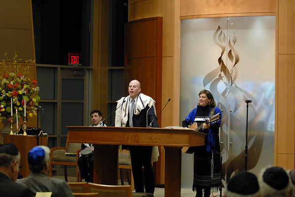 TEMPLE BETH SHALOM FRIDAY 3.30.2007