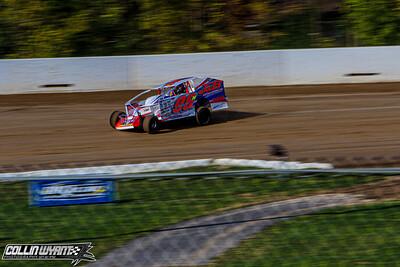 Weedsport Speedway - OktoberFAST - October 11, 2020 - Collin Wyant