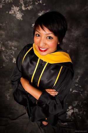 Renee's Graduation Portraits
