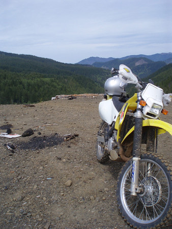 Random Dirt Rides