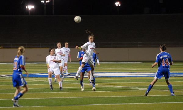Boyd Soccer Region 2 Semi Final Game vs Hewitt-Midway