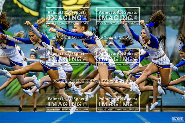 Lexington Middle School Cheer BATB 2021