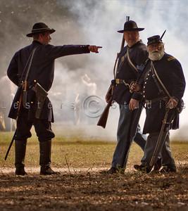 Battle at Townsends Plantation