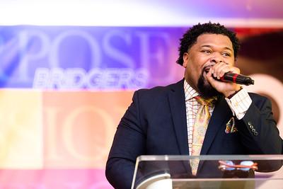 Pastor Ra'Shan Wilson at Impact