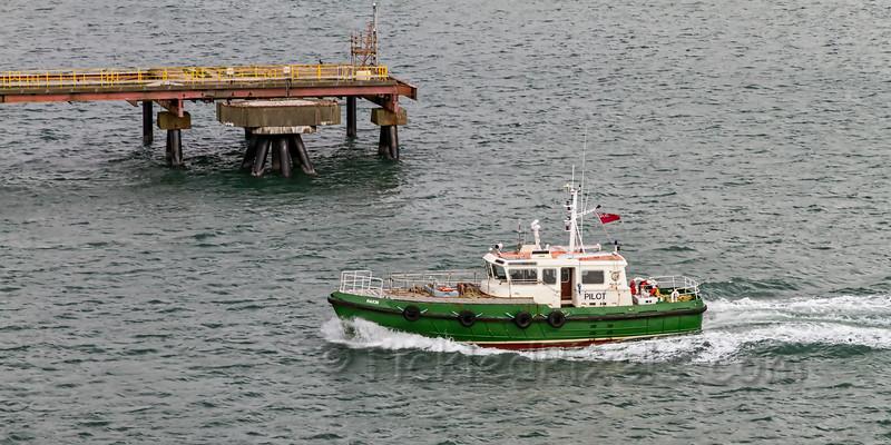 Pilot Boat 'Hakin'