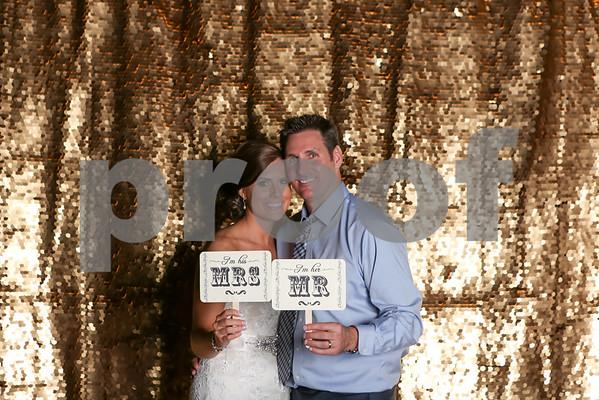 Amanda & Kevin Photo Booth PIcs