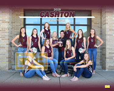 Cashton volleyball VB19