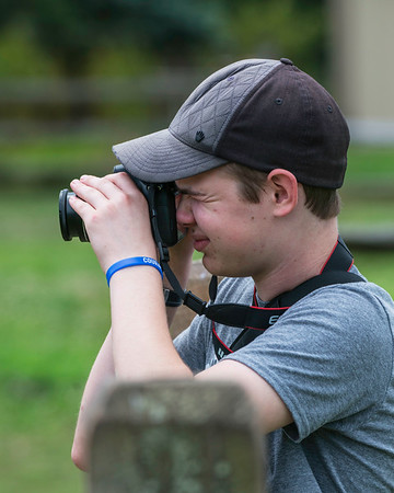 Noah Henry, Photographer in Training