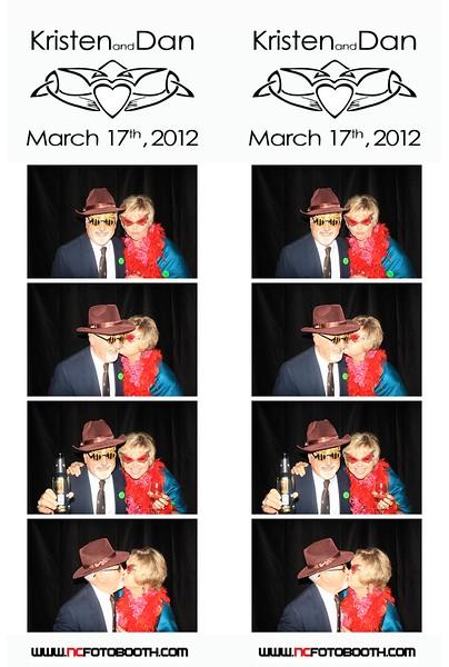 Kristen and Dan