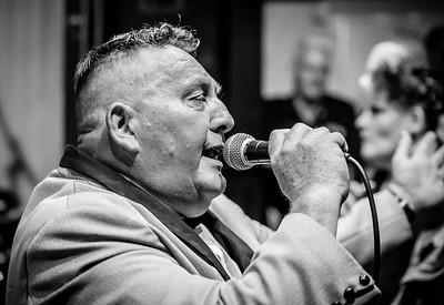 The Jive Romeros at Chez Vegas 2015