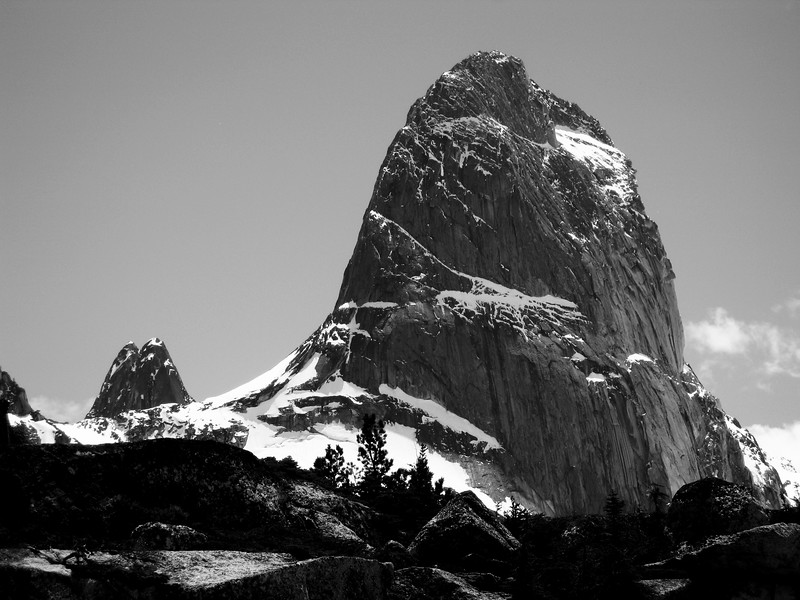 Bugaboo Spire from Vowells2