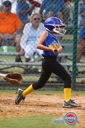 8U - North Florida Girls Softball vs Ponte Vedra