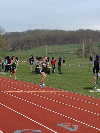 Upper School Track at Solebury