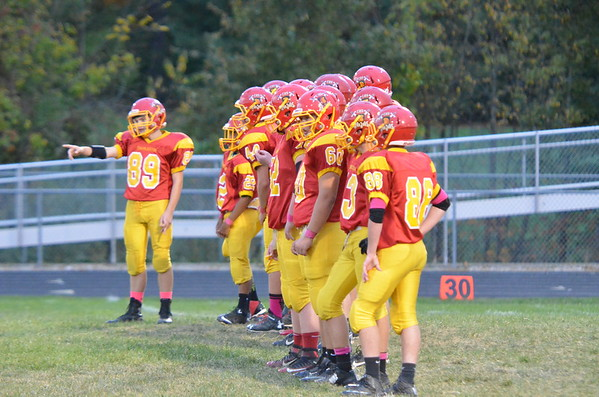 Freshman Football vs Salem