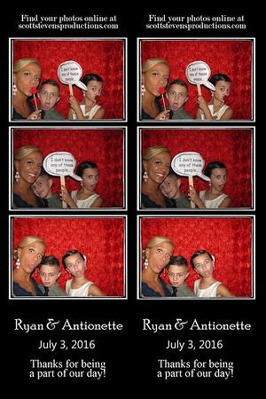 Ryan & Antionette