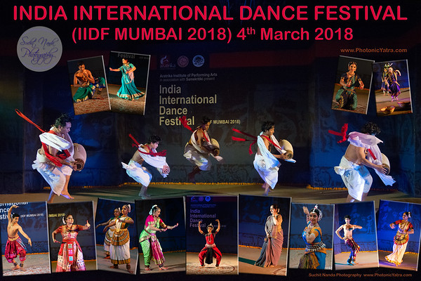 India International Dance Festival IIDF Mumbai 04Mar18
