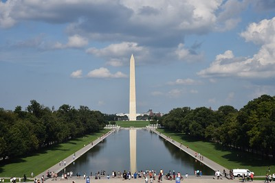 DC, Washington - The Washington Monument - A Monumental Legacy, 2018