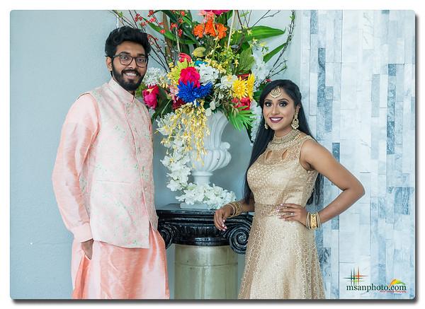 Yallu & Ashwin's Sangeet 2021