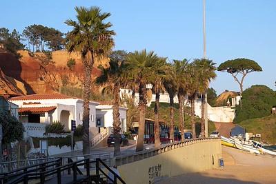 Tuesday 10 March 2015 : Olhos d'Agua, Algarve
