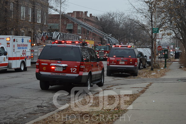Residential Fire (12/5/14)