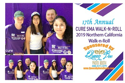 17th Annual Cure SMA Walk n Roll 2019