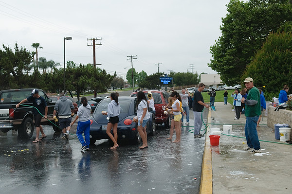 Car Wash: 2009 - 2010 ALHS Dance Team