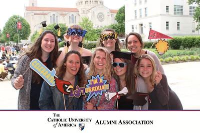 Catholic University Graduation Brunch 2017