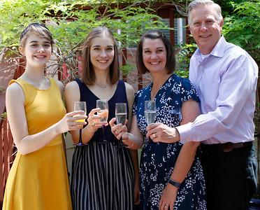 Beth TCU SCCD Graduation 2020