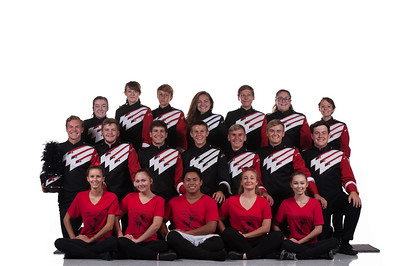 Marching Braves 2016 Section Photos