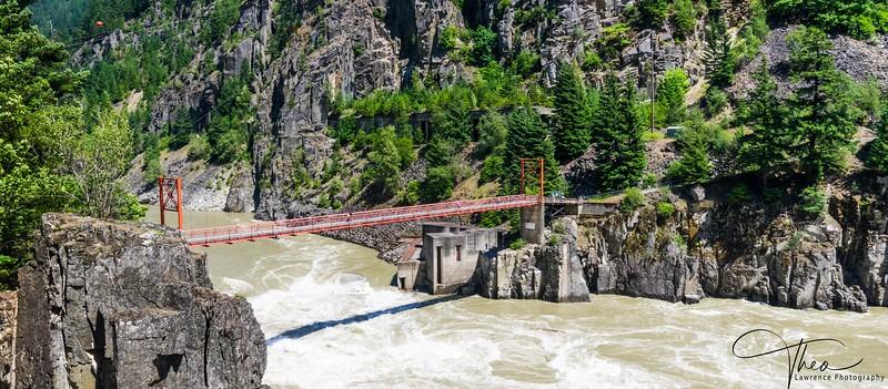 Fraser River Bridge