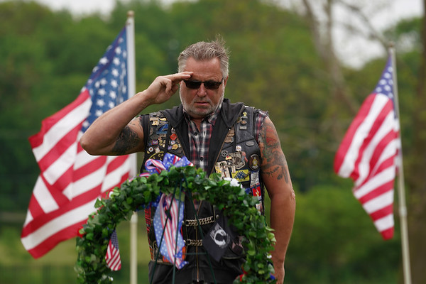 Memorial Day Service  Marion National Cemetery  5-27-19