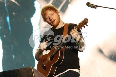 Ed Sheeran 07-AUG-2019