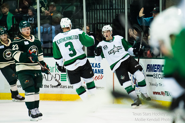 10-19-18 Texas Stars vs Iowa Wild