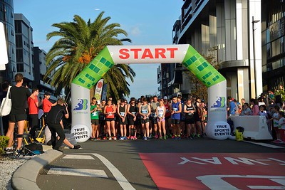 7km - 10 km start