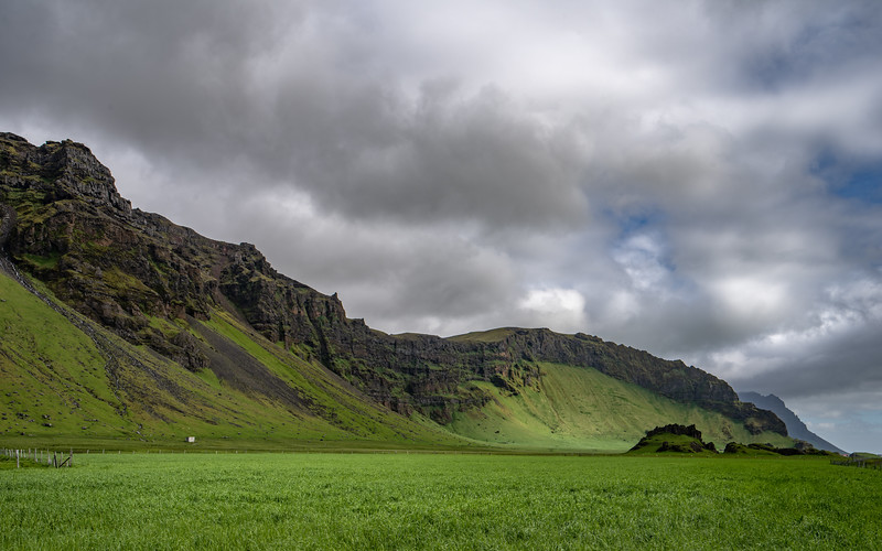 Icelandic Mountain   Photography by Wayne Heim