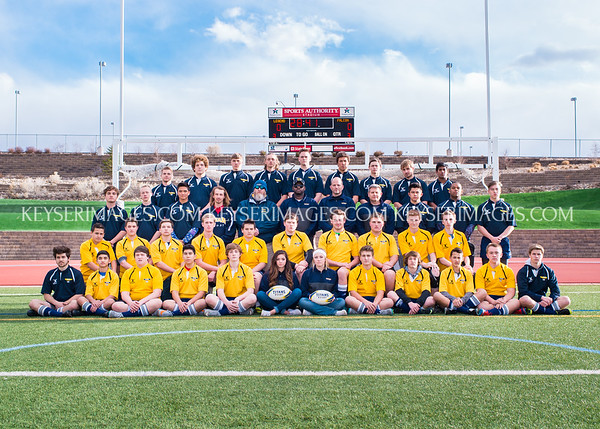2016 Legend Boys Rugby vs Colorado Springs Falcons