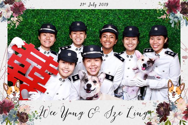 Wee Yang & Sze Ling