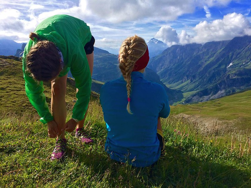 Tight laces and tight braids... keys to successful mountain running.jpg