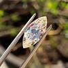 2.86ct Antique Marquise Cut Diamond, GIA N VS1 6