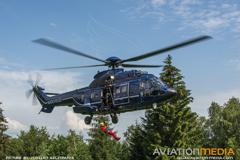 Bundespolizei / Eurocopter AS332L1 / D-HEGI