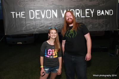 FireOnTheRum Devon Worley M&G June 13th